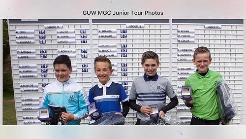 Junior Golf Club North Wales