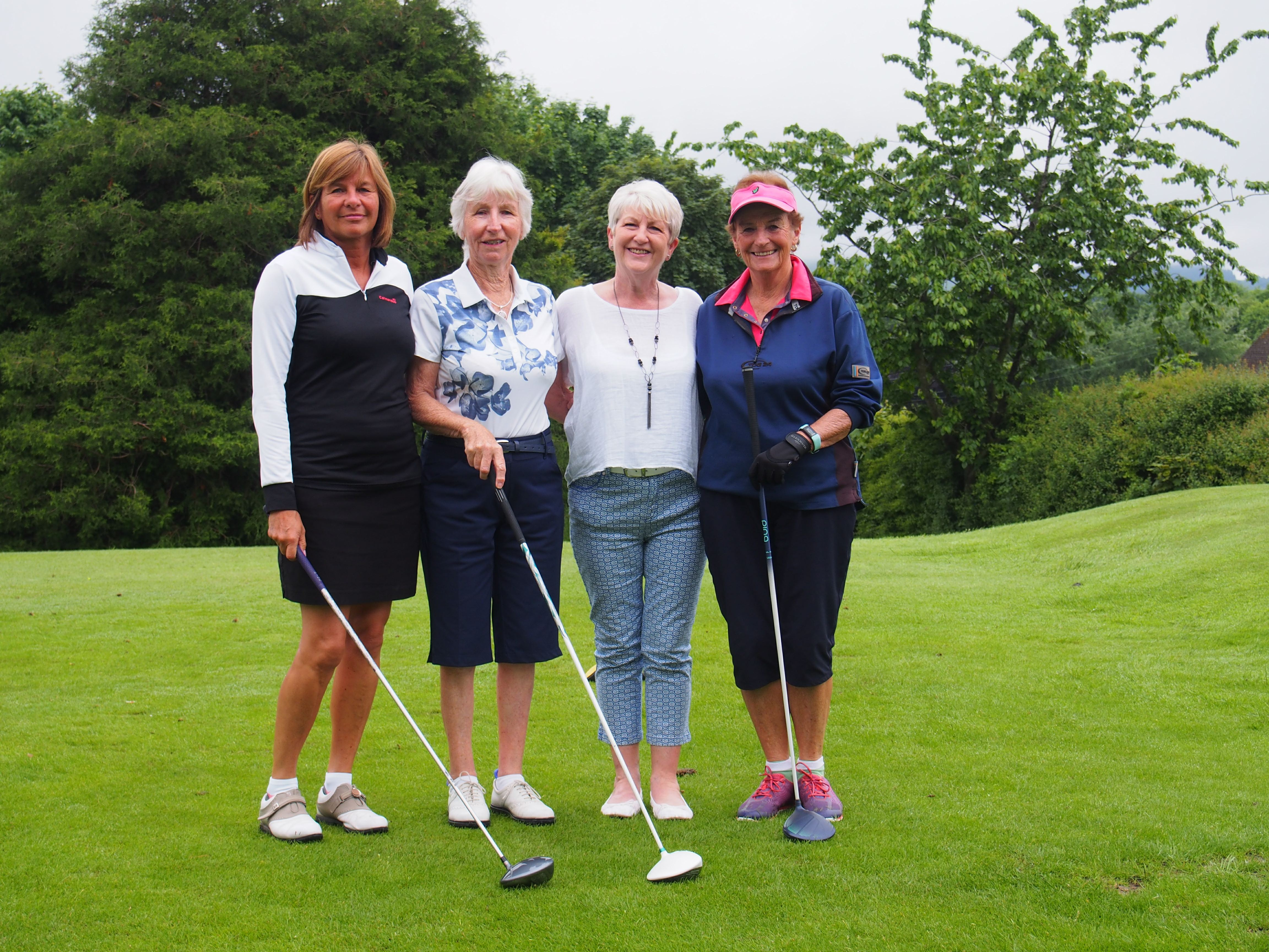Ladies Golf at Mold Golf Club